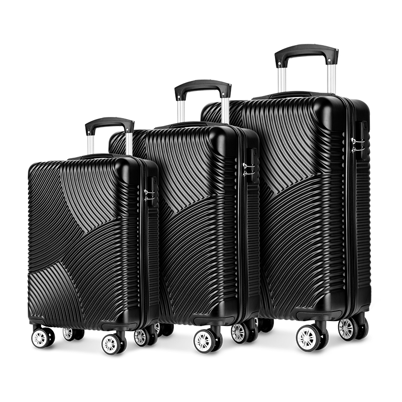 ABS+PC trolley luggage-HTSJ-018-Greatchip