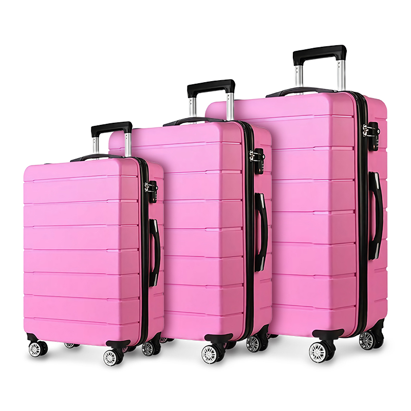 ABS+PC trolley luggage-HT-106-Greatchip