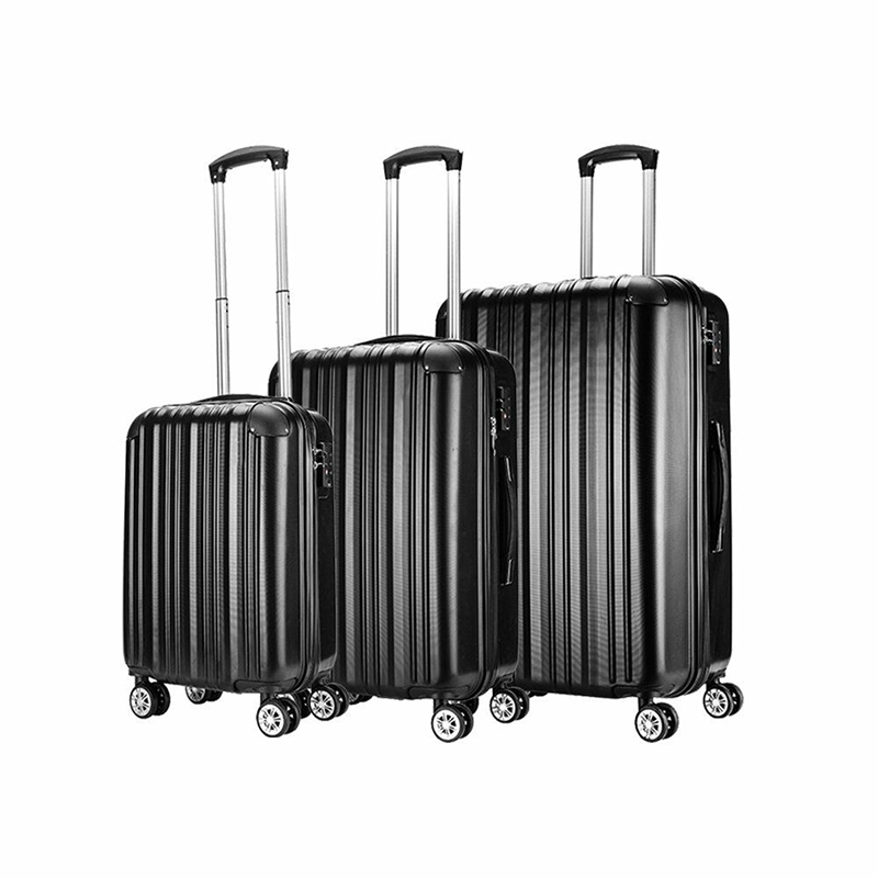3 piece carry-on trolley case bag luggage suitcase sets