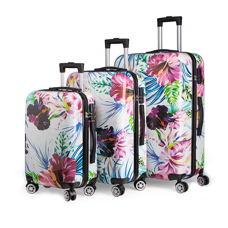 ABS PC trolley Luggage-HTJP101-Greatchip
