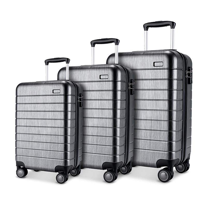 Fashion trolley luggage sets bags cases