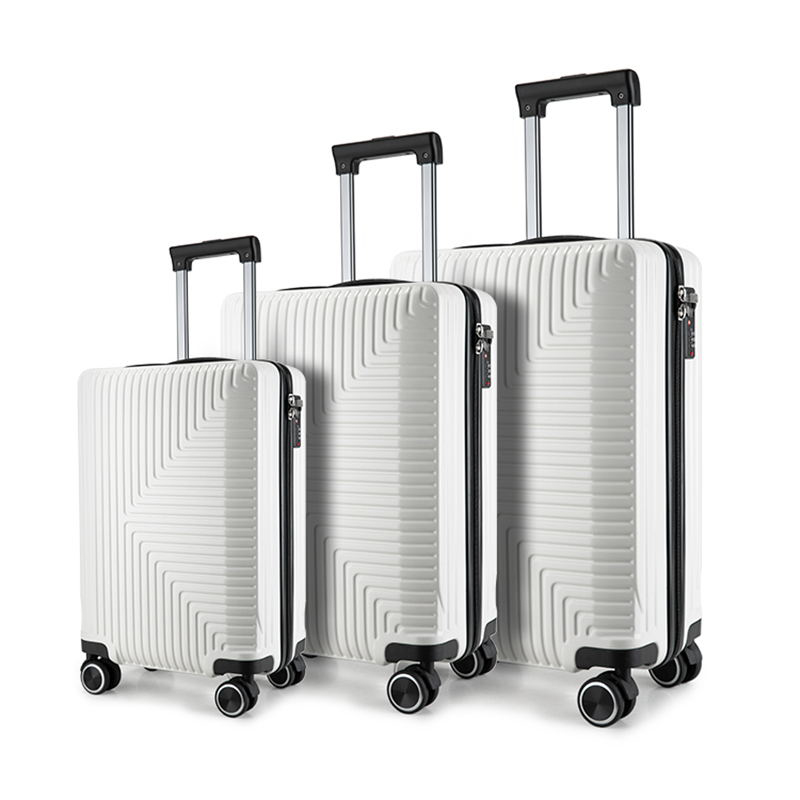 ABS+PC trolley luggage-HT19011-Greatchip