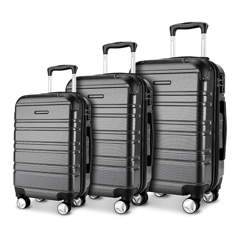 ABS+PC trolley luggage-HT-SJ-018-Greatchip