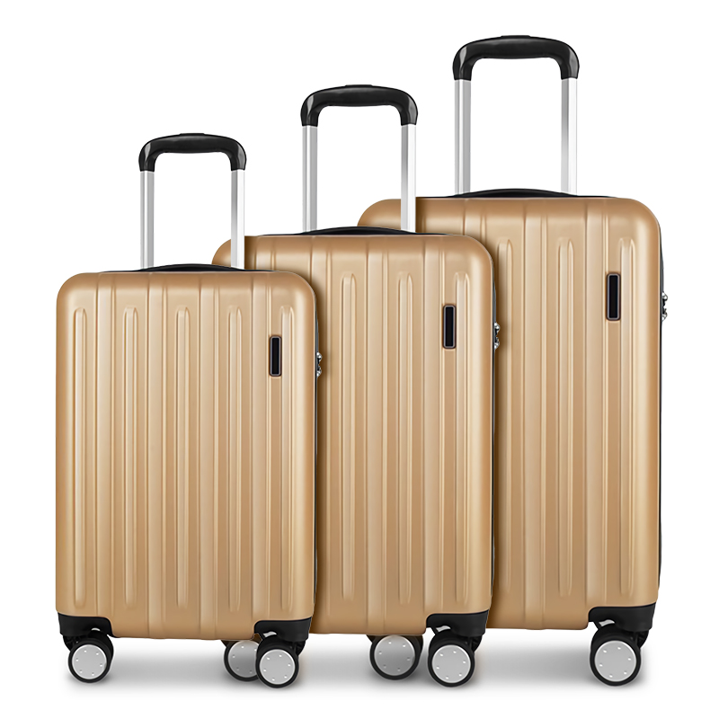 ABS+PC trolley luggage-HT-XR-1118-Greatchip