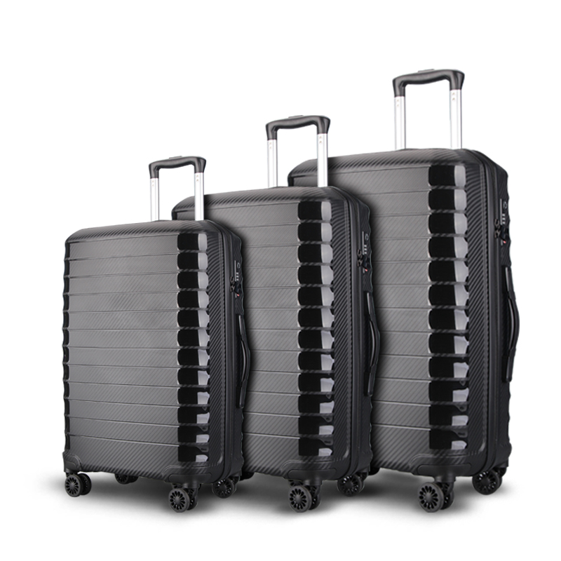 Travelling trolley bag fashion trolley luggage sets bags cases