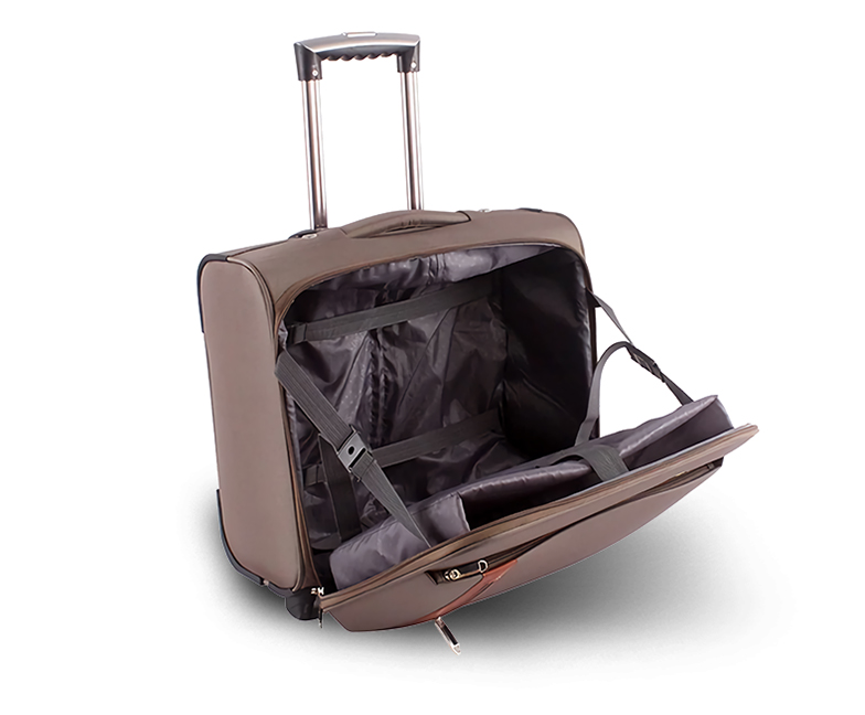 Fashionable business style, specializing in the air plain, Insert a 15.6 inch laptop insideTow or three-day  clothing can be held in it-DGZY-LP5-01-Greatchip