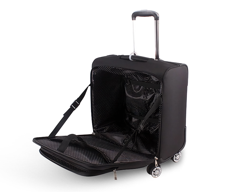 Fashionable business style, specializing in the air plain, Insert a 15.6 inch laptop insideTow or three-day  clothing can be held in it-DGZY-LP5-Greatchip