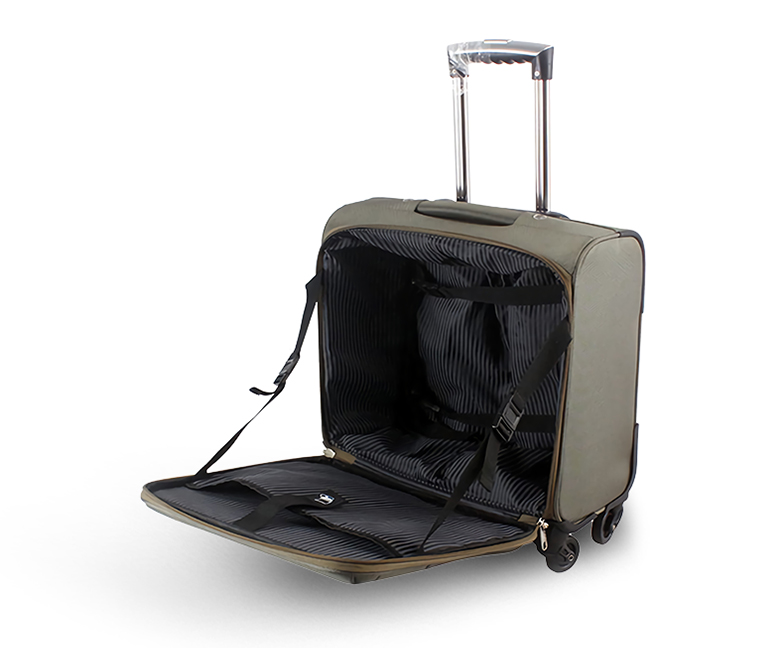 Fashionable business style, specializing in the air plain, Insert a 15.6 inch laptop insideTow or three-day  clothing can be held in it-DGZY-LP3-Greatchip