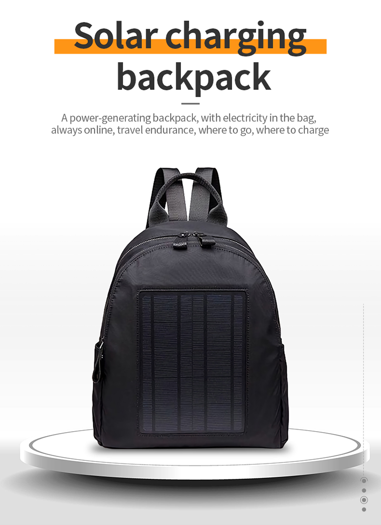 A power-generating backpack,with electricity in the bag,always online,travel endurance,where to go,where to charge-TYN-8003-Greatchip
