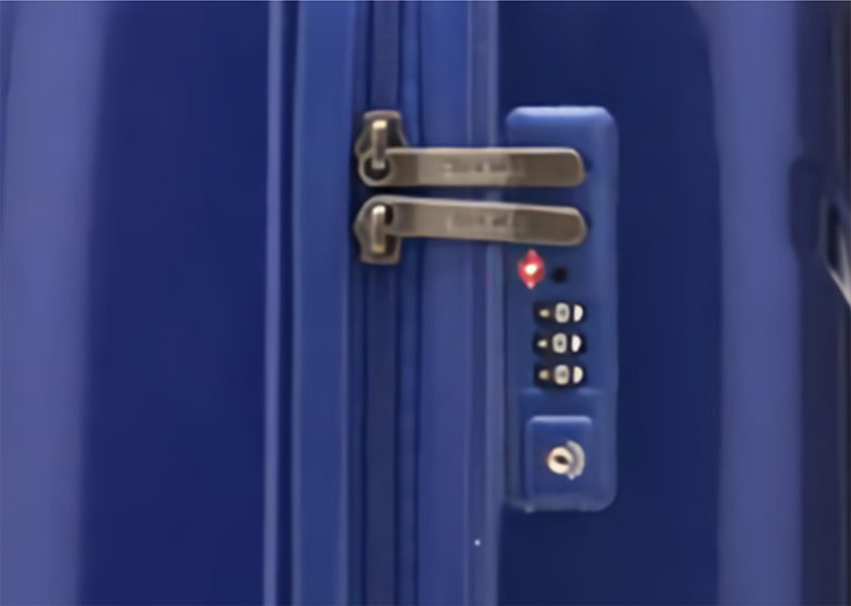 Global TSA customs lock to avoid customs  inspection of violent damage-HTBN-501A-Greatchip