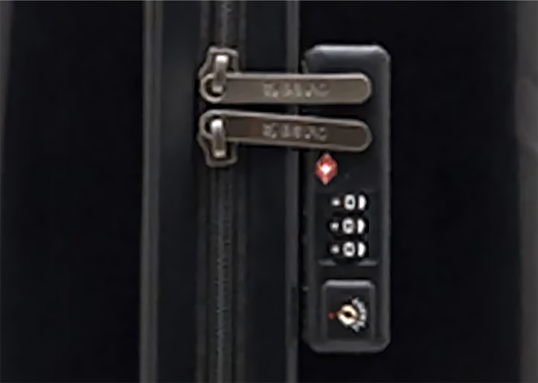 Global TSA customs lock to avoid customs inspection of violent damage-708A-Greatchip