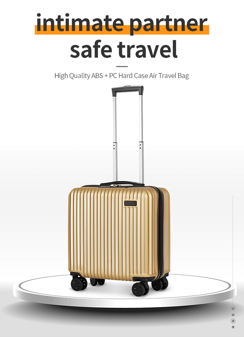 High quality ABS+PC hard case air travel bag-HTDJ001-Greatchip