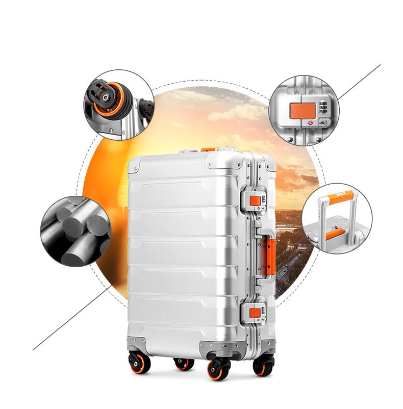 Al-Mg alloy / Silent caster / TSA lock / Aluminium alloy rod-HTGZ-1810-Greatchip