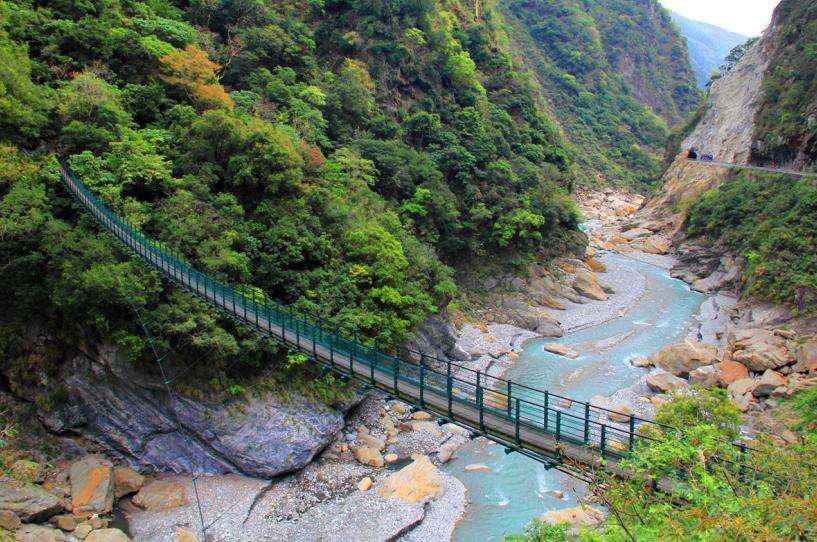 Taroko Grand Canyon (Taiwan) (Best season: all seasons)