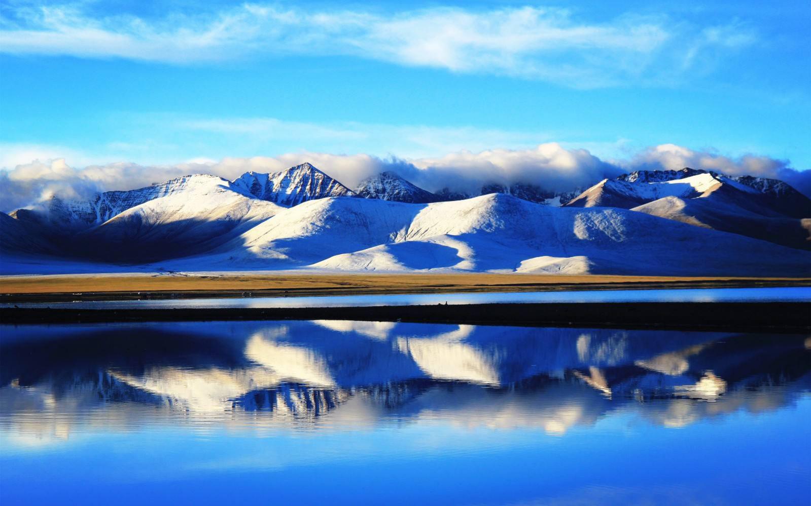 Namtso Lake: A place to whisper to God (Tibet) (Best season: July-September)