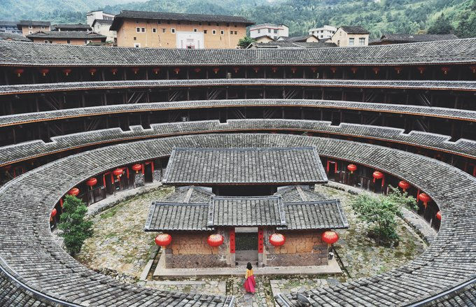 Jiqing Building-One of the favorite Tulou in this trip