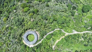 Where is the magical building | Go to Fujian to see Tulou