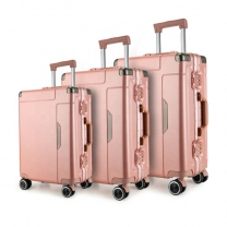 Spinner wheels aluminum luggage-Greatchip