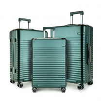 Aluminum Trolley Suitcase Luggage-Greatchip