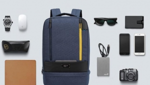 The link of business communication, business gift backpack customization
