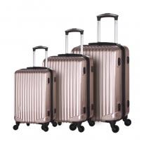 PVC trolley luggage-HT-ZY8056-vastchip